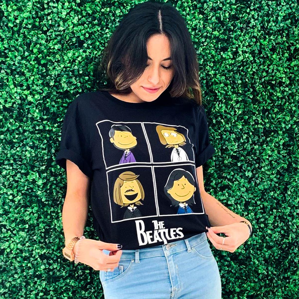 Fotografía del producto Snoopy The Beatles (36583)