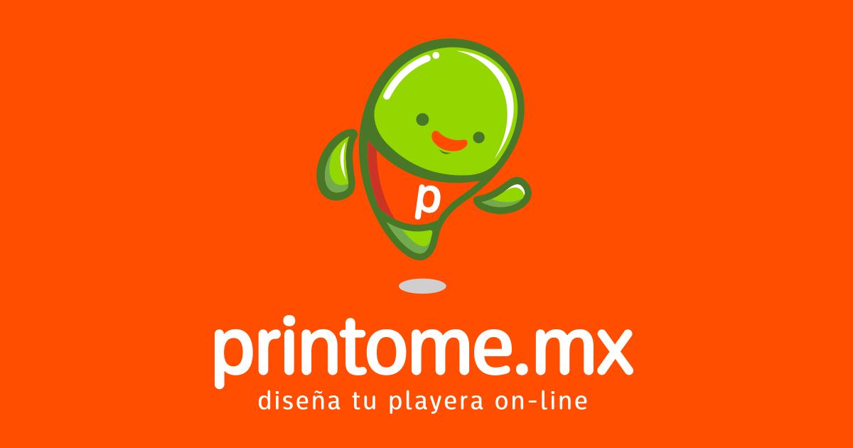 Diseñar Y Personalizar Playeras En Minutos Printomemx