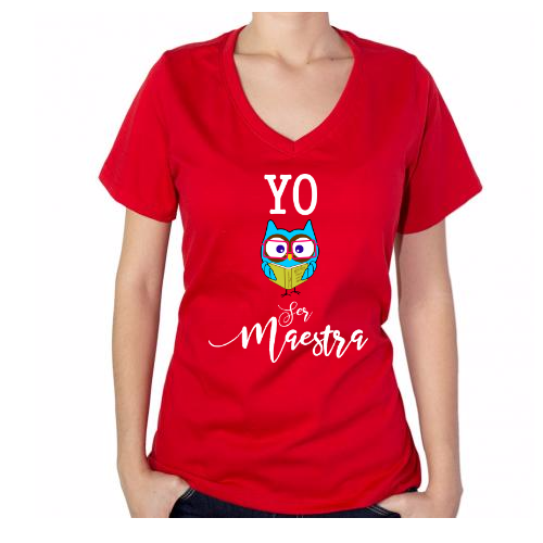 Fotografía del producto Yo Amo Ser Maestra Woman (317)