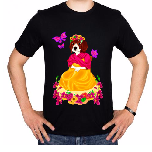 Fotografía del producto Beagle Kahlo (466)