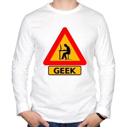 Fotografía del producto Precaucion Chico Geek (544)