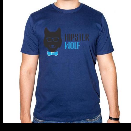 Fotografía del producto Hipster Wolf (561)