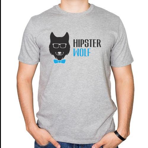 Fotografía del producto Hipster Wolf (563)