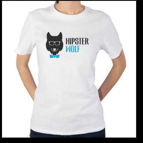 Fotografía del producto Hipster Wolf (569)