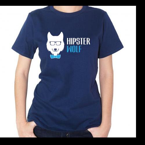 Fotografía del producto Hipster Wolf (571)
