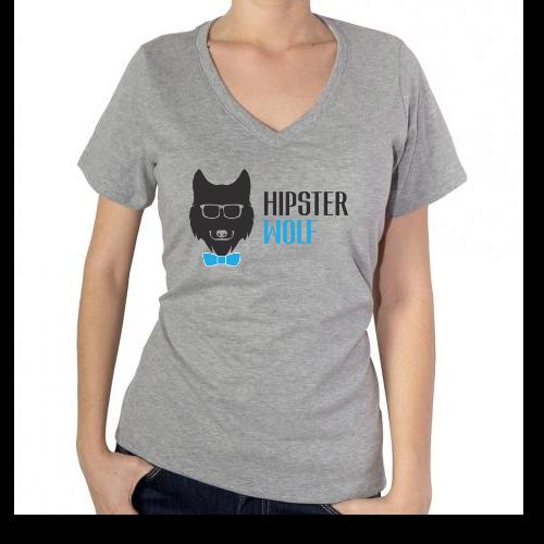 Fotografía del producto Hipster Wolf (578)