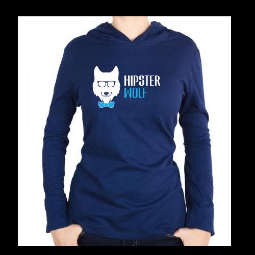 Fotografía del producto Hipster Wolf (581)