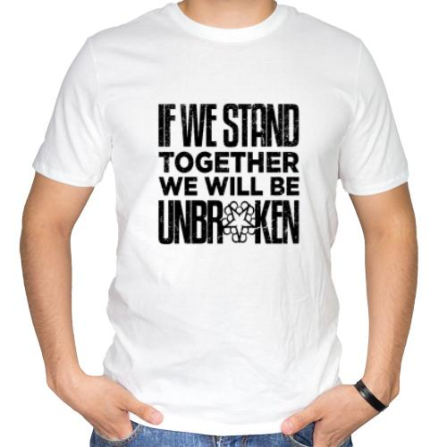 Fotografía del producto if we stand together we will be unbroken (974)