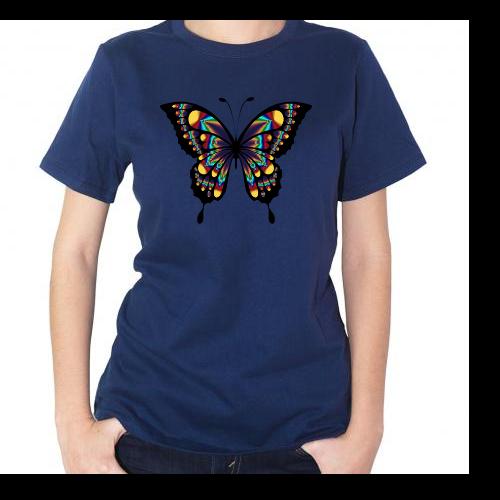 Fotografía del producto Mariposa Prismatica (980)