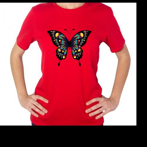 Fotografía del producto Mariposa Prismatica (981)