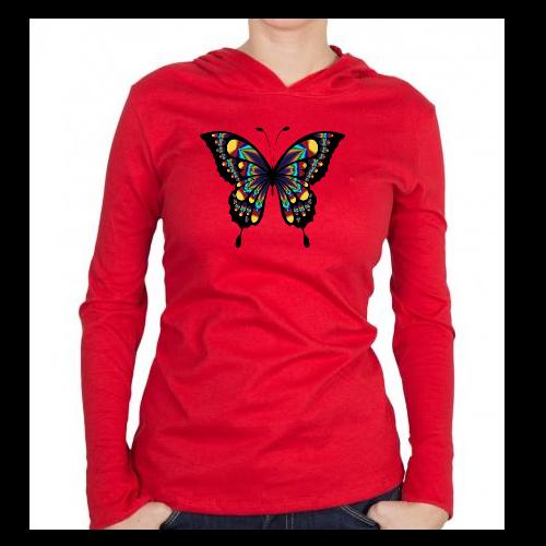 Fotografía del producto Mariposa Prismatica (989)