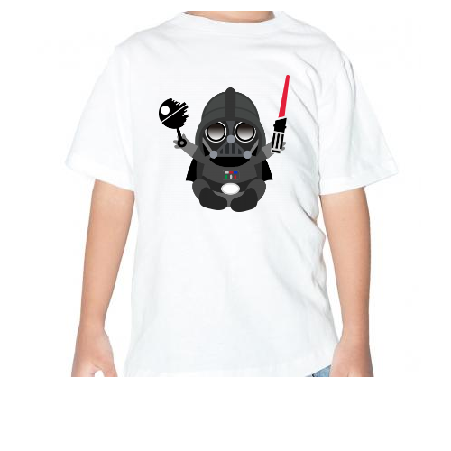 Fotografía del producto Bebé Vader (1215)