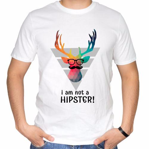 Fotografía del producto I am not a hipster (1381)