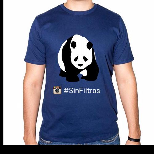 Fotografía del producto Panda sin filtros (1406)