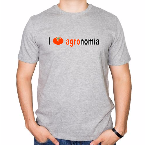 Fotografía del producto I LOVE AGRONOMIA (1666)