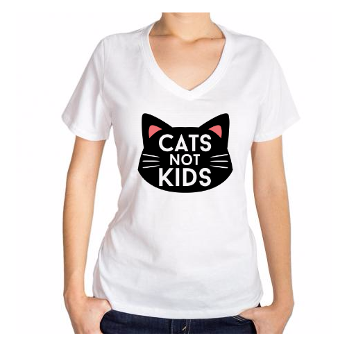 Fotografía del producto Cats Not Kids (1719)
