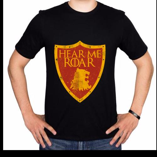 Fotografía del producto Hear me Roar (1854)