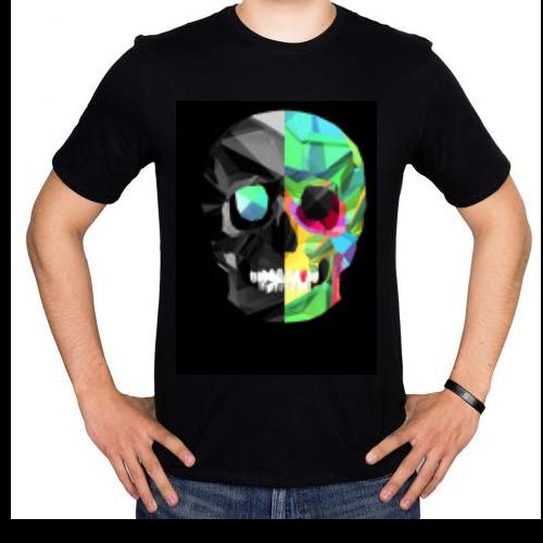 Fotografía del producto skull color (2178)