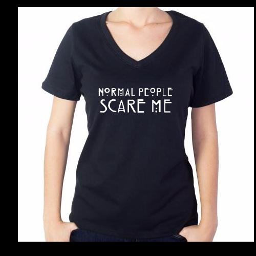 Fotografía del producto People Scare Me