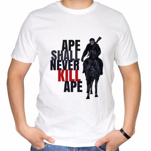 Fotografía del producto Ape shall never kill ape. (2191)