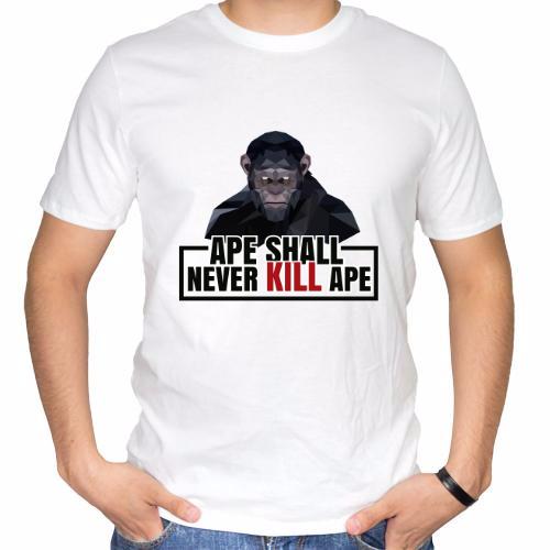 Fotografía del producto Ape shall never kill ape (2197)