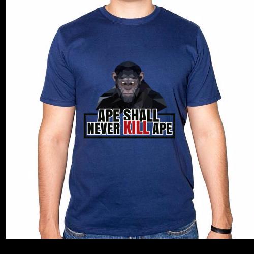 Fotografía del producto Ape shall never kill ape (2198)