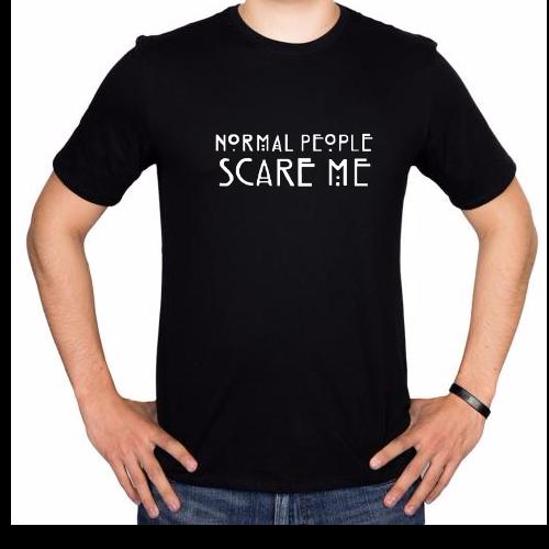 Fotografía del producto People Scare Me (2202)