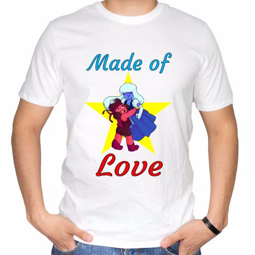 Fotografía del producto Made of Love - Garnet Fusion / Steven Universe (2373)