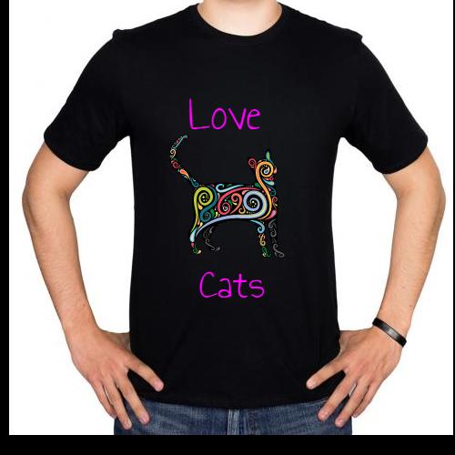 Fotografía del producto Love Cats II (2506)