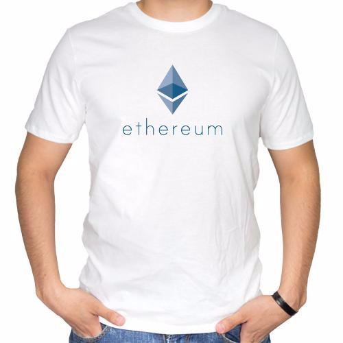 Fotografía del producto Ethereum Tshirt (2535)