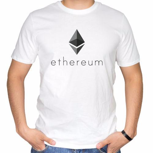 Fotografía del producto Ethereum Tshirt (2537)