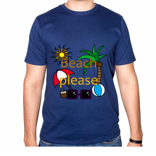 Fotografía del producto Beach Please (2569)