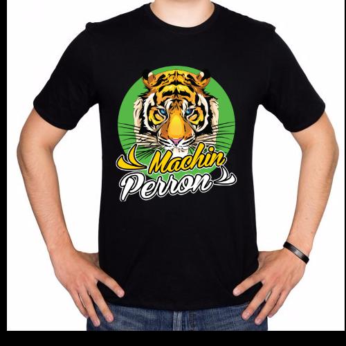 Fotografía del producto Tiger Machin Perron (2654)