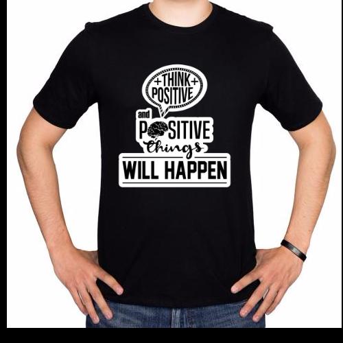 Fotografía del producto Piensa Positivo (2704)