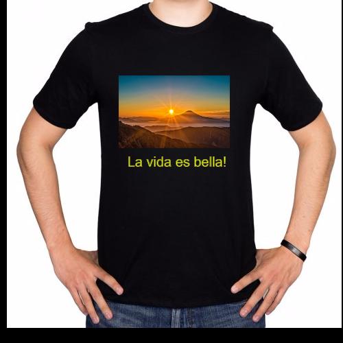 Fotografía del producto La Vida es Bella (2722)