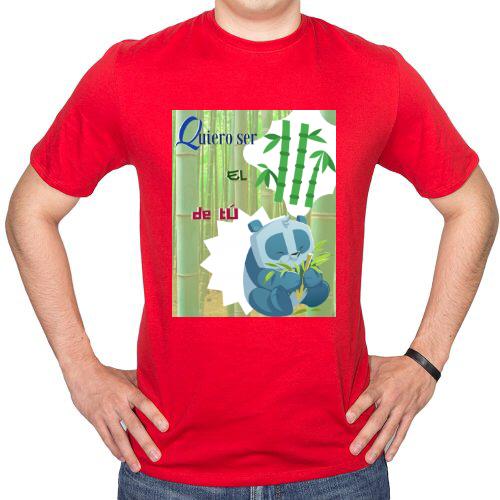 Fotografía del producto Bambú y Panda