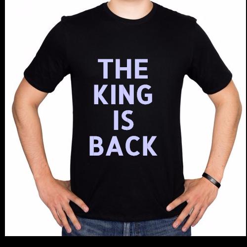 Fotografía del producto El rey ha vuelto.