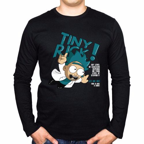 Fotografía del producto Camiseta Mini Rick Edición Limitada (2874)