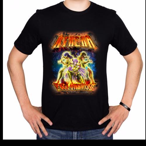 Fotografía del producto #DelTerror Athena Exclamation Gold Cloths