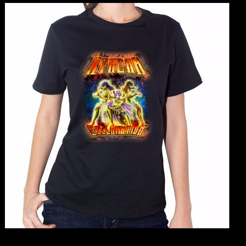 Fotografía del producto #DelTerror Athena Exclamation Gold Cloths W (2905)
