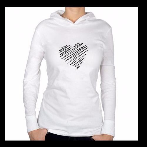 Fotografía del producto Heart Line White (2974)