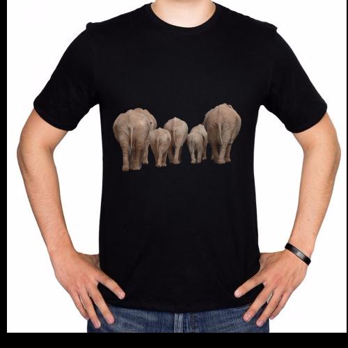 Fotografía del producto Elephant Familly (3079)