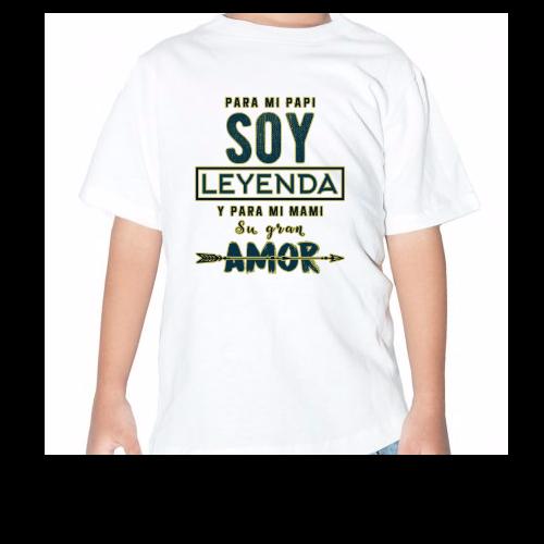 Fotografía del producto Soy Leyenda y Amor (3291)