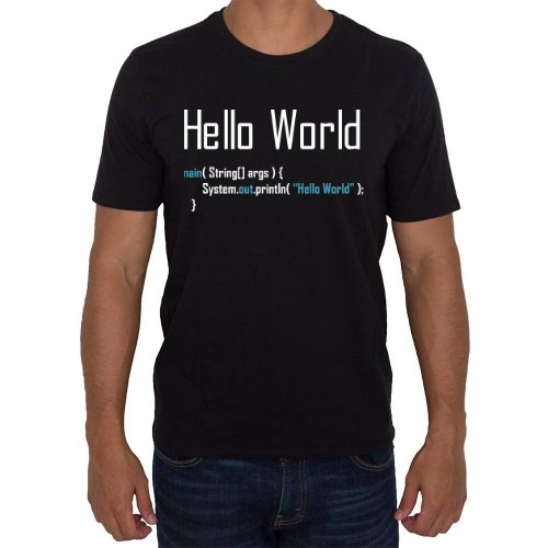 Fotografía del producto Hello World (9751)