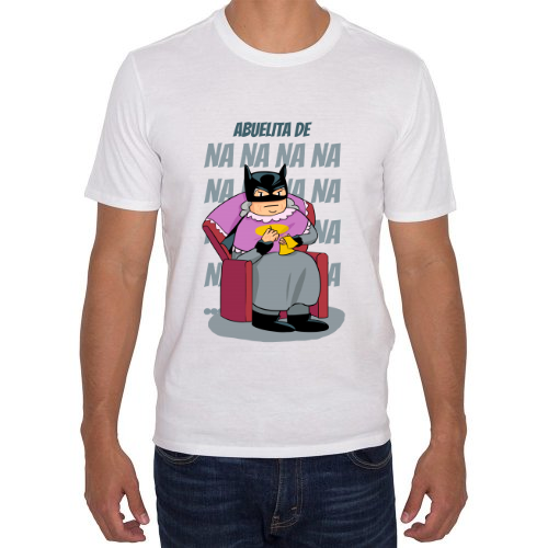 Fotografía del producto Abuelita de Batman (12928)