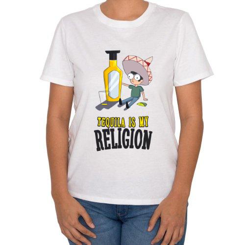 Fotografía del producto Tequila is my religion (13388)