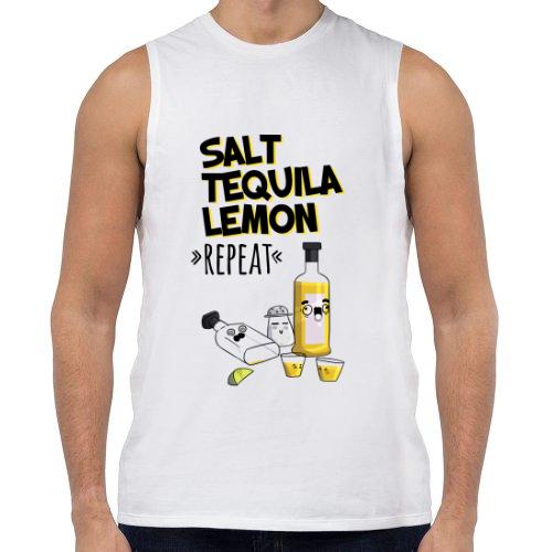 Fotografía del producto Salt, tequila, lemon, repeat (13402)