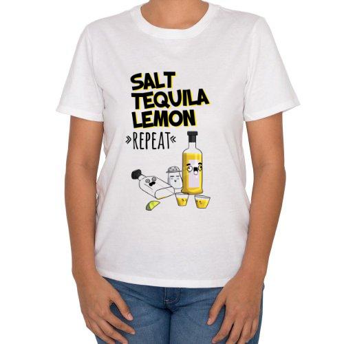 Fotografía del producto Salt, tequila, lemon, repeat (13403)