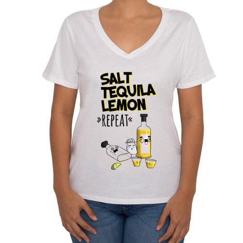 Fotografía del producto Salt, tequila, lemon, repeat (13404)