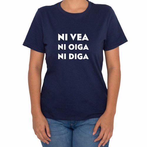 Fotografía del producto NI Vea, Ni Oiga, Ni Diga (20749)